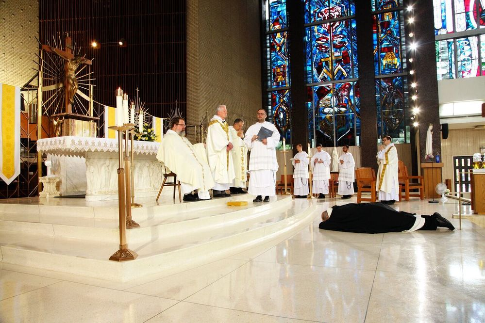 Solemn Profession, Dominican Friars